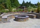 Building A Fire Pit Construction And Safety Advice All Oregon pertaining to dimensions 1280 X 854