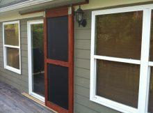 Built A Sliding Screen Door The Garage Journal Board Home regarding measurements 1024 X 768