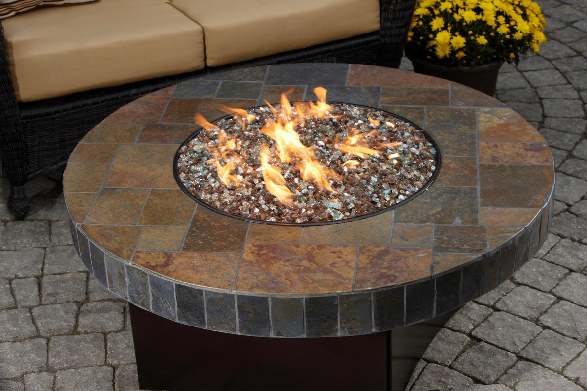 Burning Glass Fire Pit Glass Fire Pit Is Beneficial In The Place within size 1191 X 794