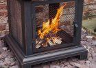 Caicos 40 Black Steel Lantern Log Burner Fire Pit pertaining to size 1600 X 1600