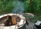 Camerons Open Fire Pit Grill Review Active Gear Review with regard to dimensions 5312 X 2988