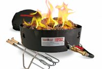 Camp Chef Campfire Pit Portablepropane Gc Log Walmart in proportions 4689 X 3634