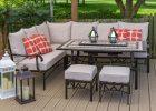 Casablanca Modular Corner Fire Pit Lounge Set Casablanca 90x150cm within proportions 5616 X 3744