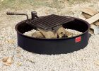 Cast Iron Fire Pit Grill Fire Pit Design Ideas for size 1024 X 1024