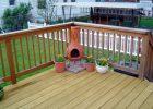 Chiminea Safe On Wood Deck Decks Ideas inside measurements 1632 X 1224