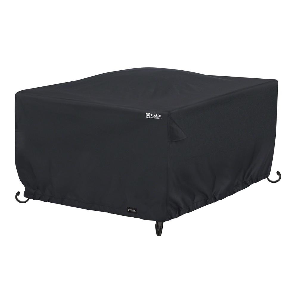 Classic Accessories 42 In Square Fire Pit Table Cover 55 557 010401 inside proportions 1000 X 1000