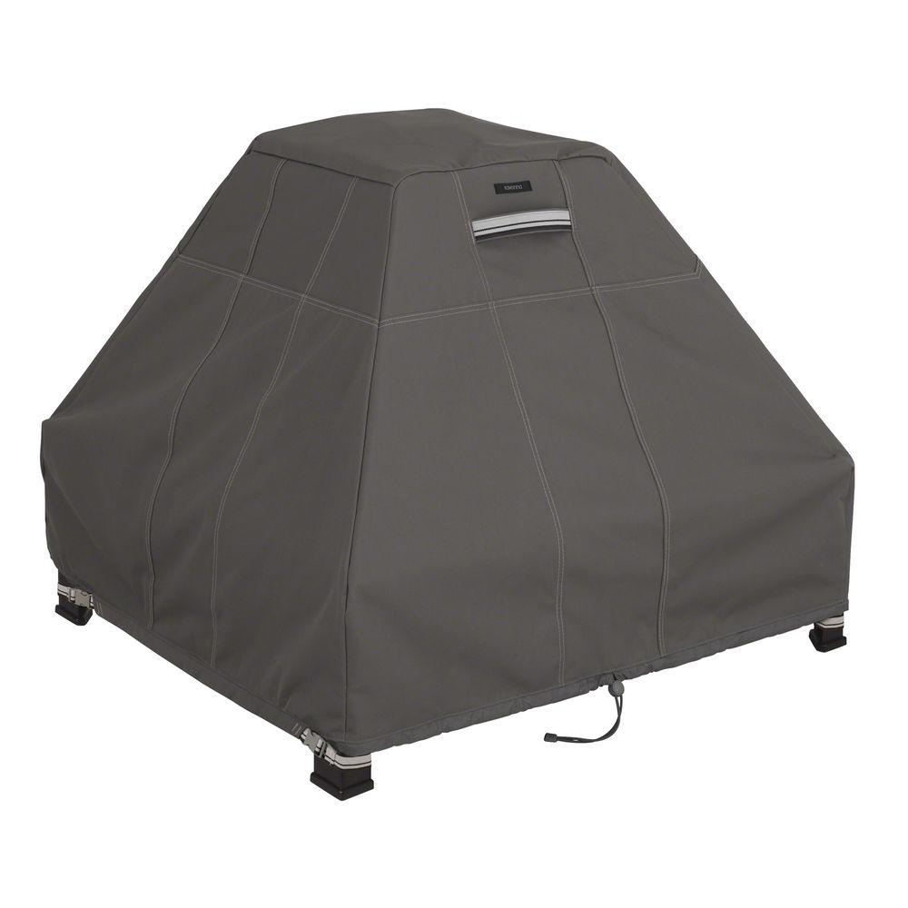 Classic Accessories Ravenna Stand Up Fire Pit Cover 55 183 015101 Ec within sizing 1000 X 1000