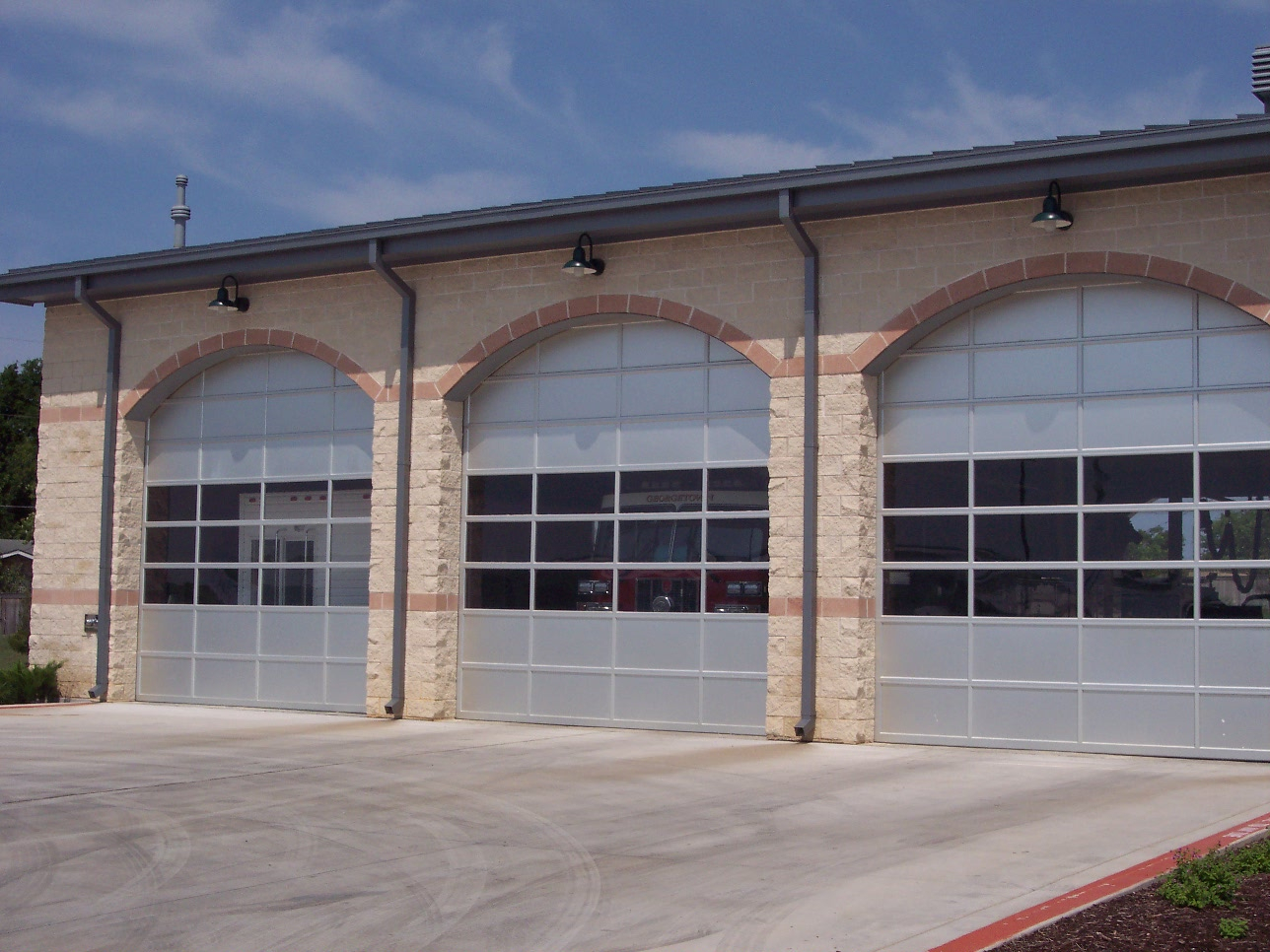 Commercial D D Overhead Door Service for dimensions 1288 X 966