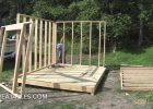 Complete Backyard Shed Build In 3 Minutes Icreatables Shed Plans for dimensions 1280 X 720