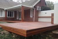 Contemporary Design Wooden Patio Deck Ideas Chocoaddicts Tierra pertaining to measurements 2048 X 1152
