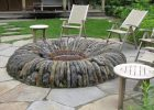 Cool Diy Backyard Fire Pit Ideas With Comfy Seating Area Design for dimensions 864 X 1152