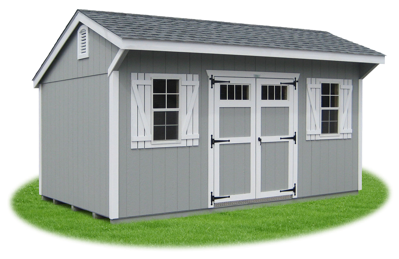 Cottage Style Storage Sheds Pine Creek Structures for measurements 1600 X 1038