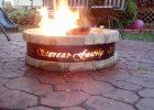 Custom Fire Pit Ring Fireplace Design Ideas inside size 1200 X 676