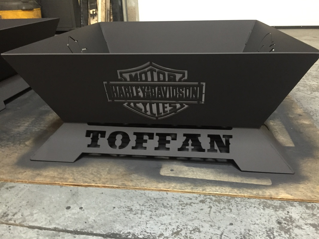 Custom Made Fire Pits Custom Metal Fabrications And Signs Yorkton within measurements 1066 X 800