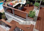Deck Design Ideas Deck Wood Deck Designs Deck Design Tiered Deck in measurements 1280 X 1707