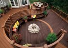 Deck Fire Pit Ideas Fire Pit Design Ideas within dimensions 1936 X 1295