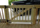 Deck Gates Need A Gate We Build Gates Need The Gate Installed throughout dimensions 1066 X 800