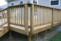 Deck Railing Plans Best Deck Railing Ideas New Home Ideas Deck in measurements 1024 X 768