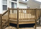 Deck Railing Wood Spindles Decks Ideas within size 1174 X 789