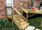 Deck Steps Gallery Hnh Deck And Porch Llc 443 324 5217 in measurements 1024 X 768