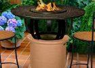 Del Mar Fire Pit Table inside measurements 1500 X 1500