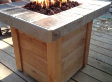 Diy Propane Fire Pit My Weekend Projects Diy Propane Fire Pit for dimensions 852 X 1136