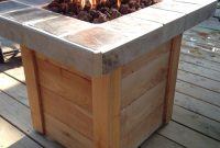 Diy Propane Fire Pit My Weekend Projects Diy Propane Fire Pit for size 852 X 1136