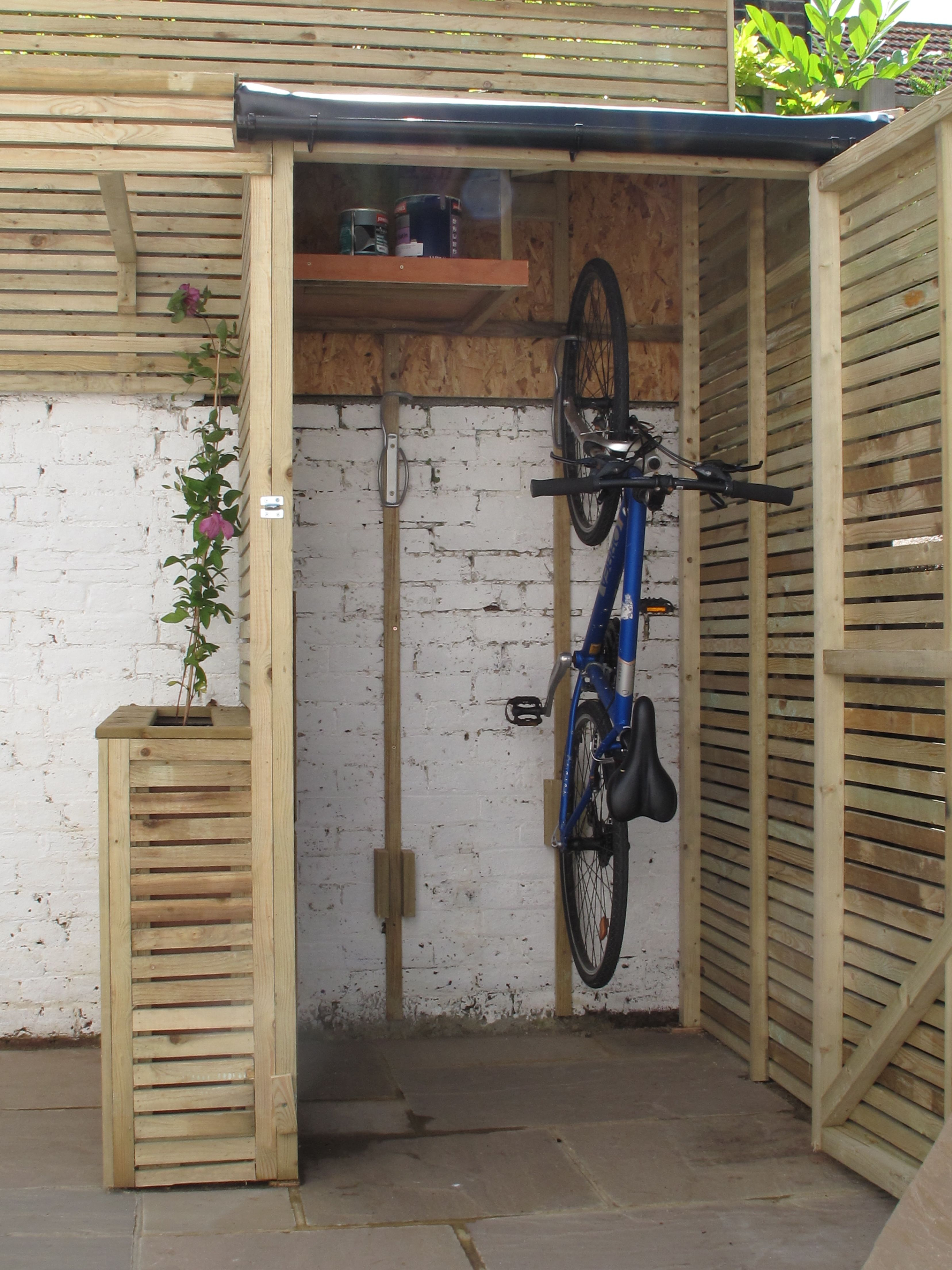 Diy Small Shed For Push Mower Last Edit July 04 2013 062203 with measurements 3312 X 4416