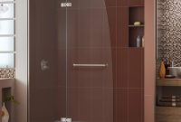 Dreamline Aqua Ultra 45 In X 72 In Semi Frameless Hinged Shower throughout sizing 1000 X 1000