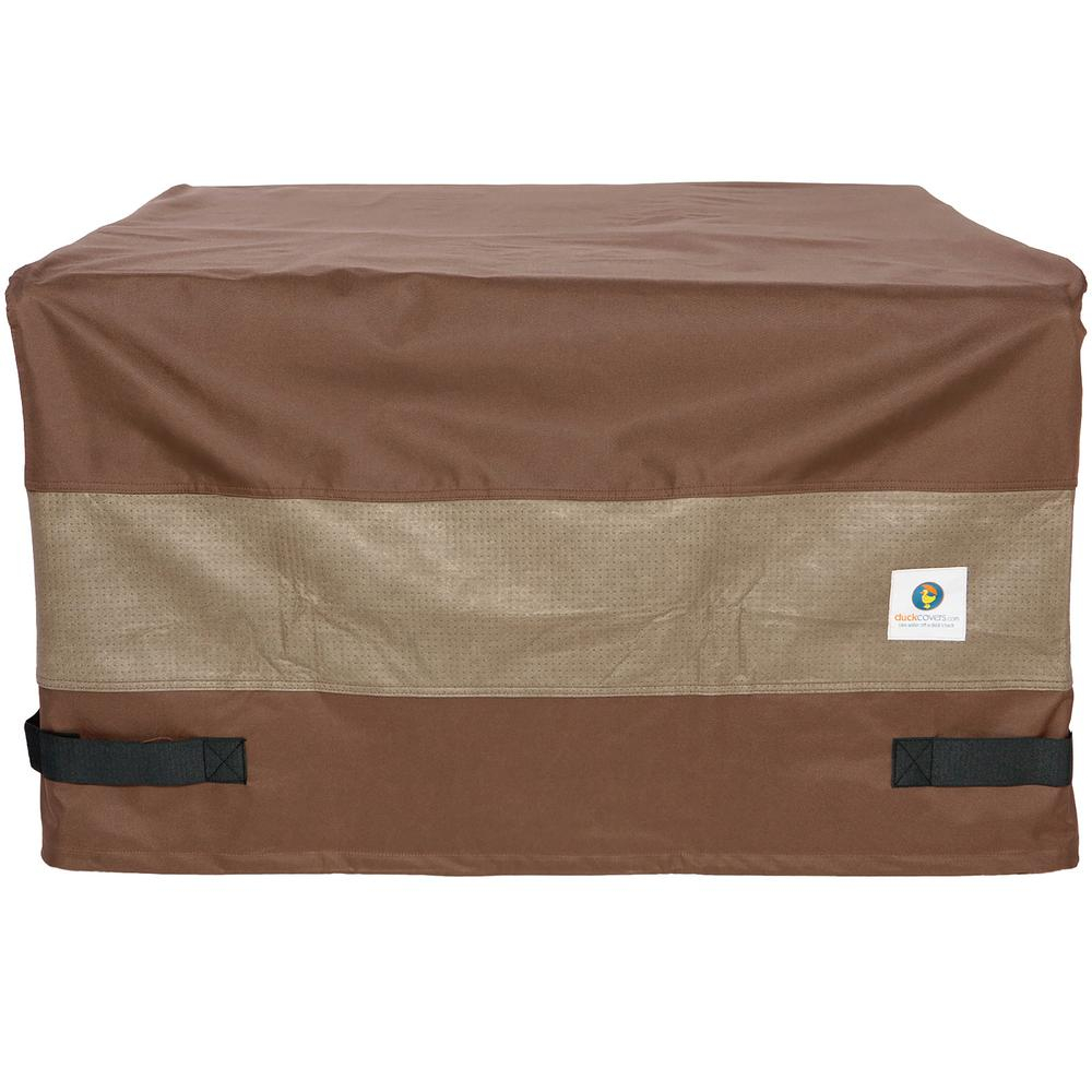 Duck Covers Ultimate 40 In Square Fire Pit Cover Ufps4040 The for size 1000 X 1000