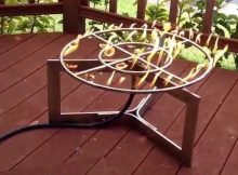 Easy Fire Pits 24 Diy Propane Fire Ring Complete Fire Pit Kit for measurements 1280 X 720