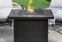 Endless Summer Lp Gas Outdoor Fire Pit Slate Tile Mantel Walmart inside dimensions 1600 X 1600