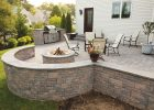 Ep Henry Coventry Wall Dakota Blend Fire Pit Kit Stone pertaining to dimensions 2000 X 1333