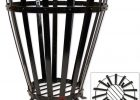 Epic Roman Reenactment Fire Pit Brazier Wood Burning Cage throughout sizing 1000 X 1000