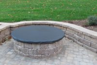 Fire Pit Cover Equip Home Fitness within proportions 3377 X 2010