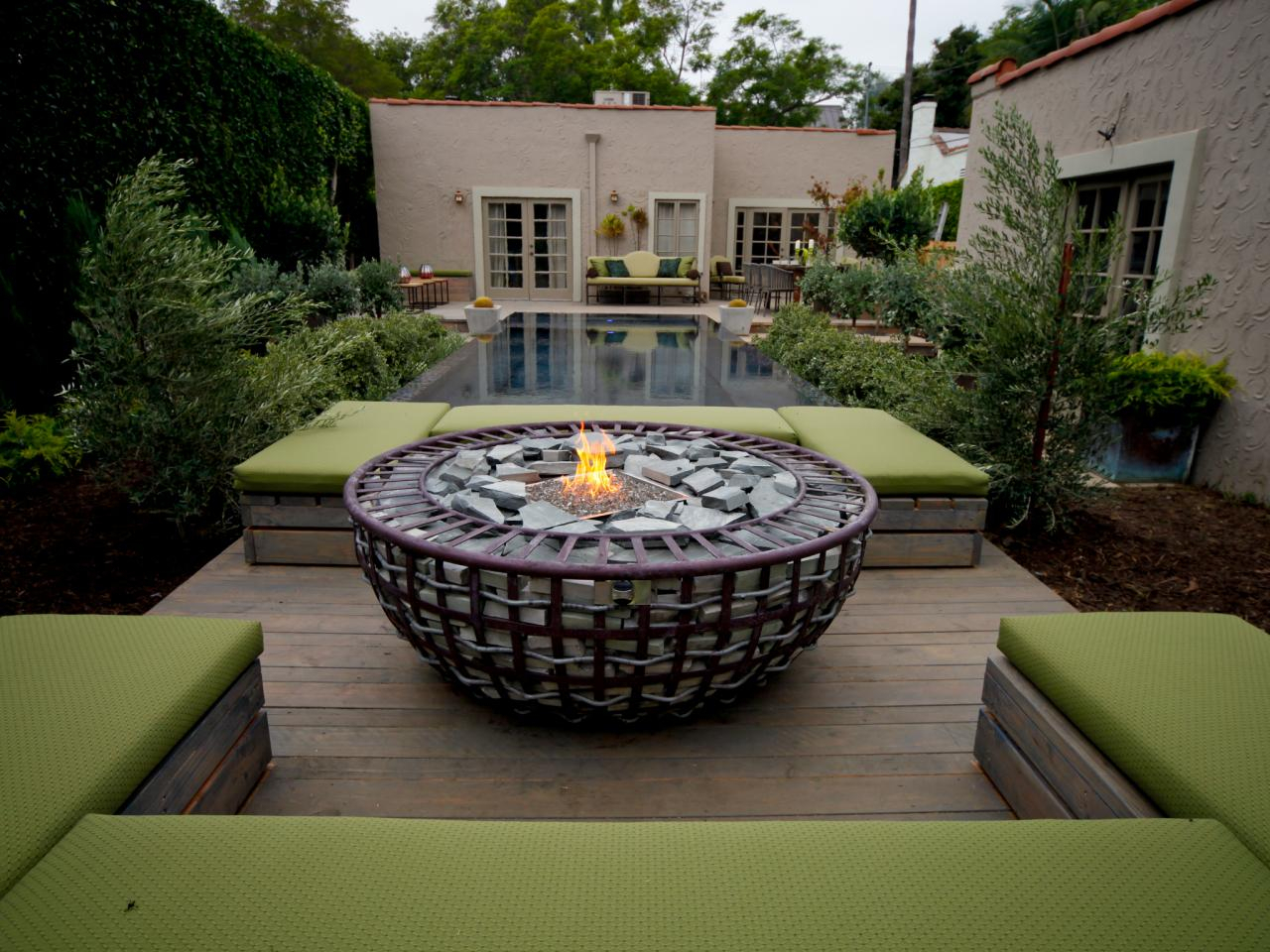 Fire Pit Safe For Wood Deck Decks Ideas in sizing 1280 X 960