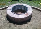 Fire Pit Steel Ring Insert Jayne Atkinson Homesjayne Atkinson Homes within proportions 1024 X 768