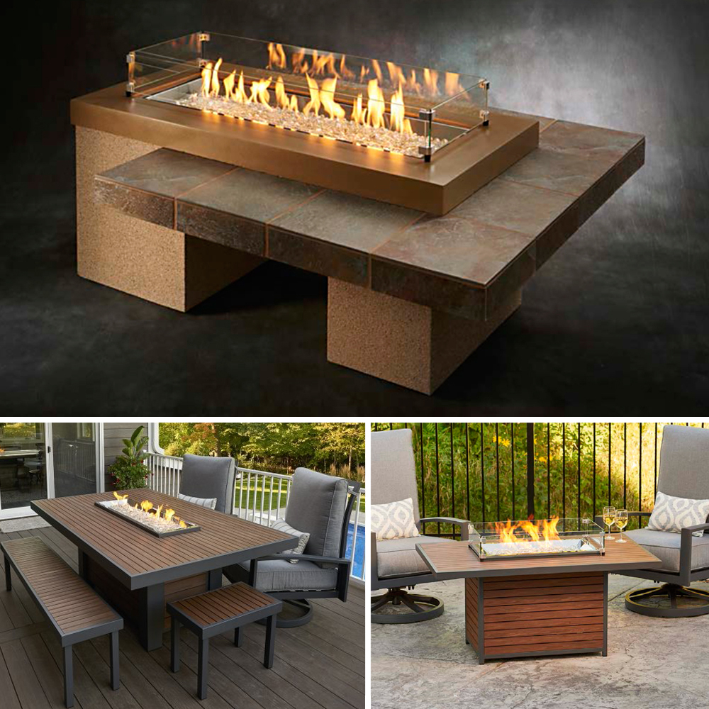 Fire Pit Tables Archives All Seasons Outdoor Kitchens in dimensions 1000 X 1000