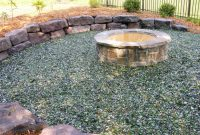 Fire Pit With Stone Surround Method Of Stacking The Fire Pit in sizing 1030 X 771