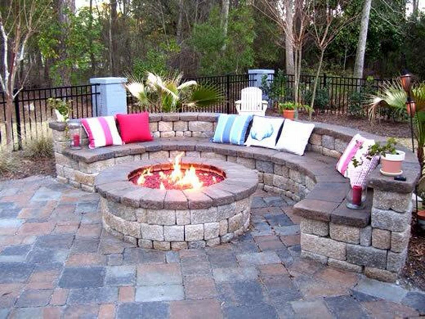 Fire Pits Backyard Paradise with regard to proportions 1382 X 1037