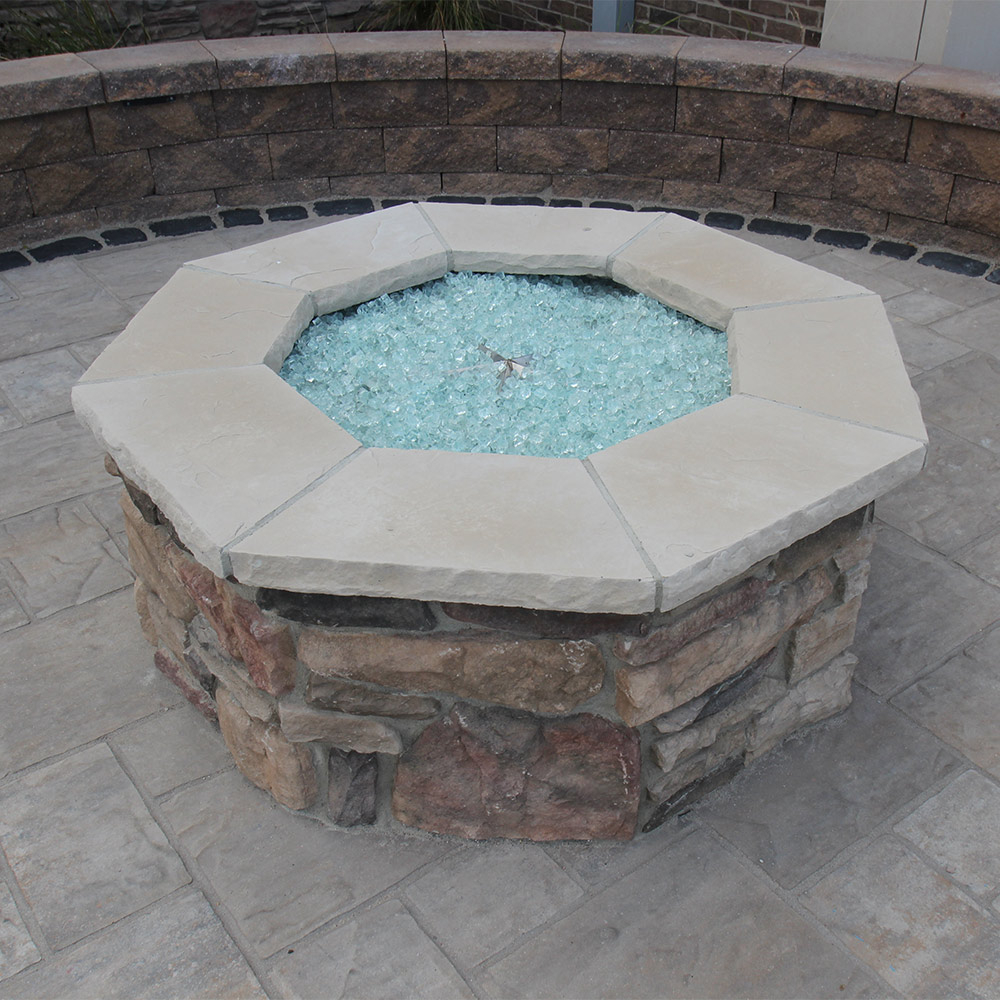Fire Pits Fireplace Stone Patio with regard to proportions 1000 X 1000