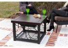 Fire Sense Hammer Tone Bronze Cocktail Table Fire Pit Walmart with sizing 2000 X 2000