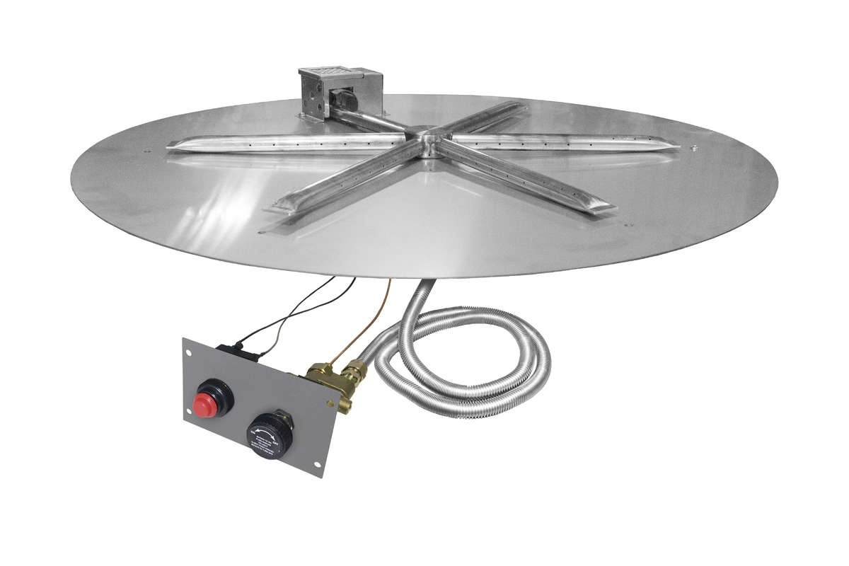 Firegear Fpb Dbstmsi Ul Listed Spark Ignition Gas Fire Pit Burner with regard to proportions 1200 X 800