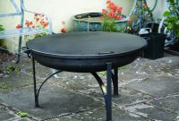 Firepit Flat Cover Table Top Lid Fire Pit With Lid Firepits Uk for dimensions 1024 X 768