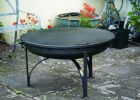 Firepit Flat Cover Table Top Lid Fire Pit With Lid Firepits Uk with regard to size 1024 X 768