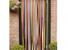 Fly Screen Curtains For Patio Doors Doors Ideas with regard to measurements 1000 X 1000