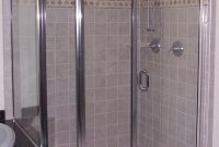 Framed Semi Frameless Shower Door King Shower Door Installations within sizing 1784 X 2207