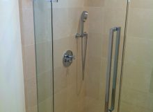 Frameless Shower Door With Cr Laurence Hardware Ot Glass with size 968 X 1296