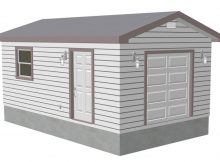 Free 12x20 Shed Plans Building And Improving 12x20 Shed Plans within size 1283 X 805