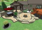 Front Yard Backyard Landscaping Pool Patio Walkway Bar with regard to measurements 1280 X 720